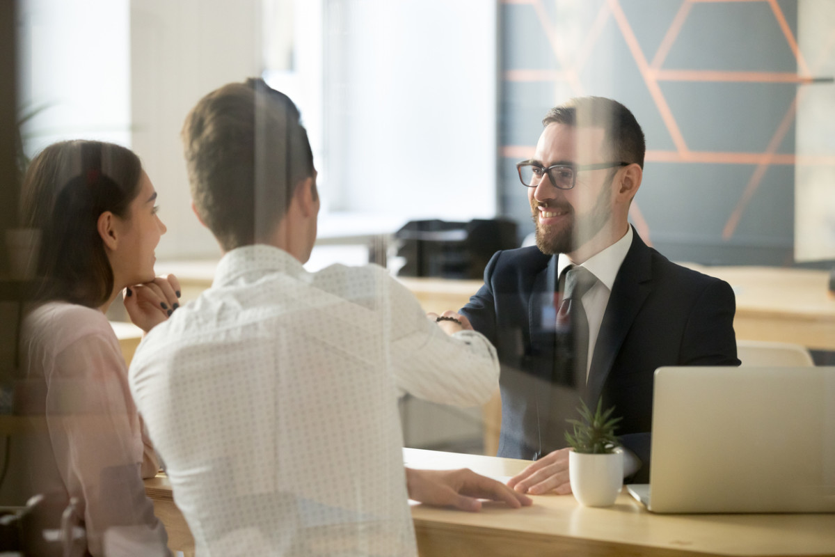 Real Estate Transaction with Lawyer